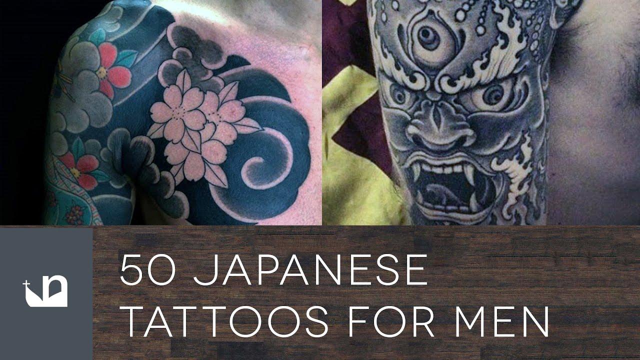 50 Japanese Tattoos For Men