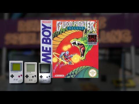 Gameplay : Burai Fighter Deluxe [Gameboy]