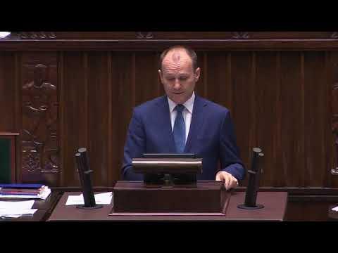 Marek Sowa – wystąpienie z 9 stycznia 2018 r.