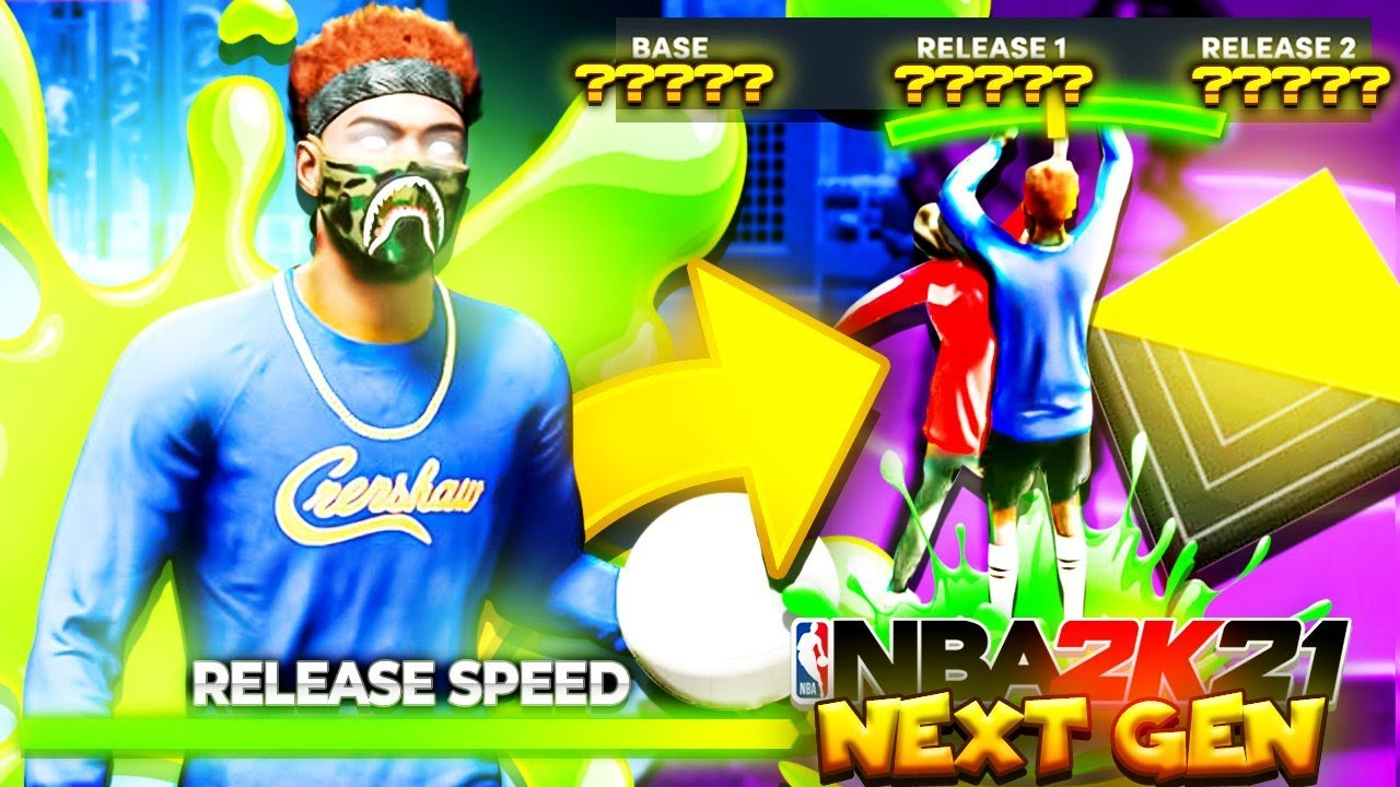 THE #1 BEST AUTOMATIC GREENLIGHT JUMPSHOT ON NEXT GEN NBA 2K21! HOW TO AUTO GREEN 100% EVERYTIME!