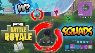 Fortnite Battle Royale | Can We Get The Win With Squad?