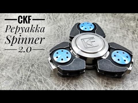 CKF - Pepyakka Spinner 2.0