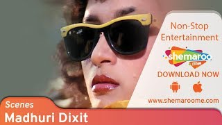 Best Madhuri Dixit scenes from Dil #1 - Aamir Khan - Blockbuster 90's Romantic Comedy Movie