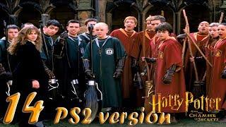 Гарри Поттер и Тайная Комната прохождение PS2-версия #14 Превращение в Гойла