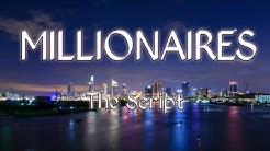Millionaires Lyrics - The Script
