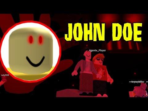 AO VIVO! PROCURANDO JOHN DOE NO ROBLOX ! ESPERANDO O ATAQUE