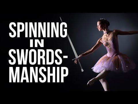Spinning in Swordsmanship - Effective or Nonsense