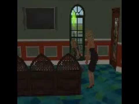 The Sims 2: Kurt Cobain Serenades to Courtney Love 2