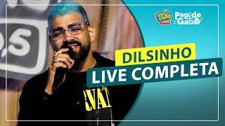 Dilsinho #Live Completa (Sem Intervalos) #FMODIA