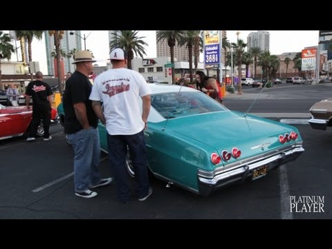 LOWRIDERS ALONG THE STRIP- LOWRIDIN' IN VEGAS SERIES