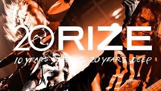 RIZE IS BACK! メジャーデビューを果たしたEpic Recordsと13年ぶりタッ...