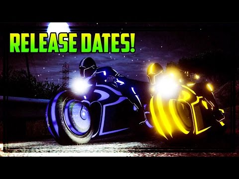 ROCKSTAR HINTS THAT TRON BIKE & OTHERS ARE NOT RELEASING SOON!