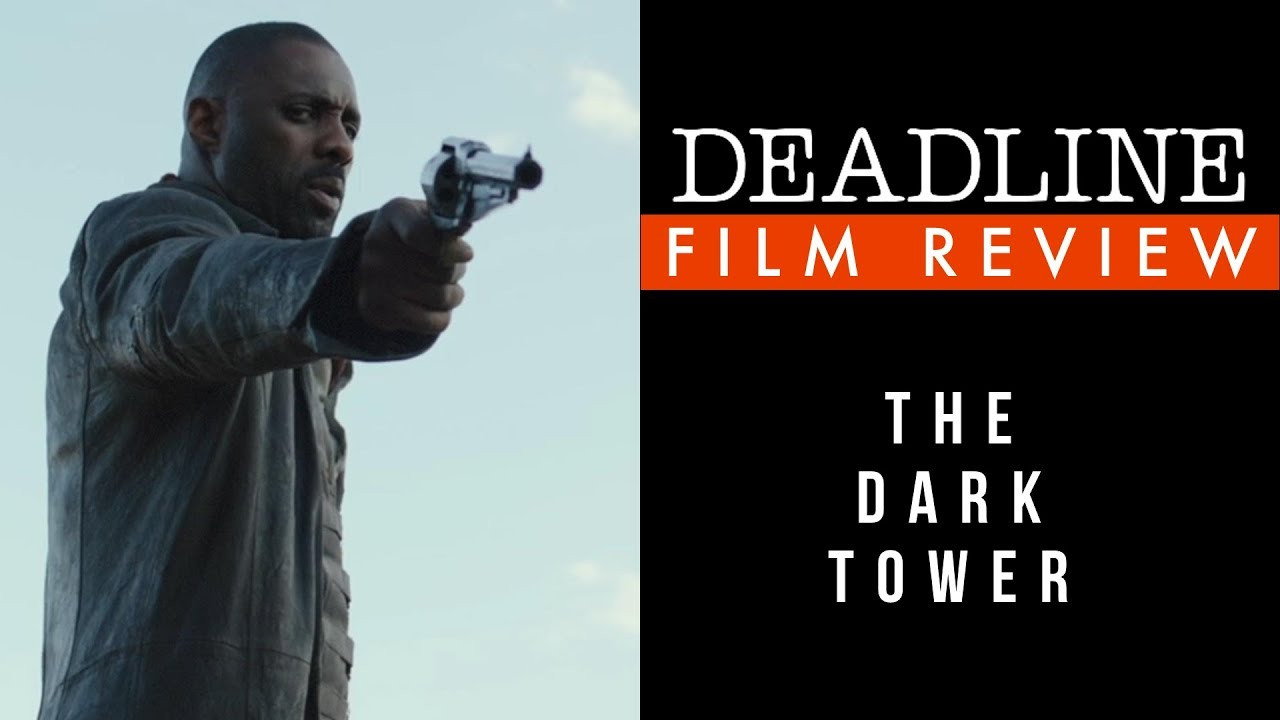 Idris Elba Films Dark Tower Scenes With Tom Taylor As Jake The Dark Tower Review Idris Elba Saves The World And The Movie