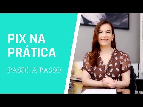 PIX NA PRÁTICA PASSO A PASSO