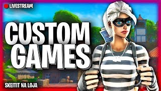 🔴 FORTNITE-CUSTOM GAMES WITH SUBSCRIBERS!! 28,000 TODAY AND THERE IS A DRAW OF 1000 V-BUCKS!! SKEIAT IN STORE