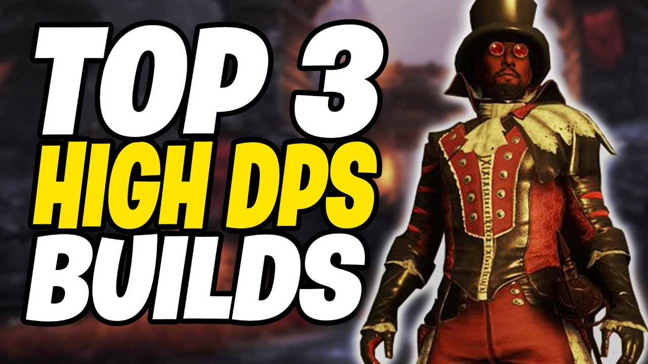 Top 3 HIGHEST Damage Builds  New World Best Weapons InDepth Guide
