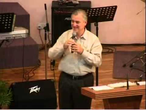"Apostolic Teaching- David Bernard- ""The One True God"""