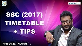 Last Moment Tips for SSC
