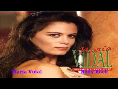 Maria Vidal - Body Rock (1984)