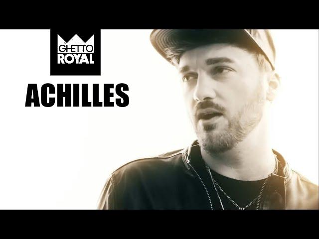 GHETTO ROYAL - ACHILLES (Offizielles Musikvideo)