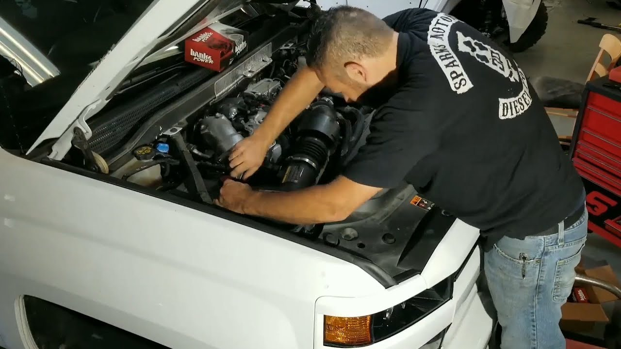 Ryan from Diesel Bros  Installs His Derringer L5P Tuner