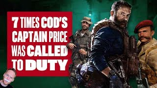 A Brief History Of Captain Price - Call Of Duty Modern Warfare