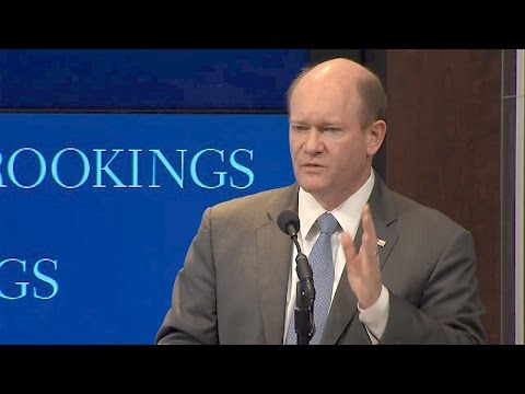 Sen. Chris Coons: Unified American response to Russian intervention urgent