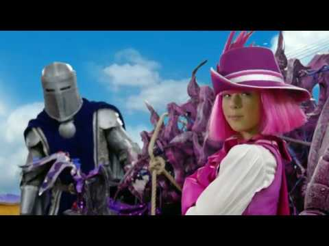 All LazyTown Episodes but only when Robbie's disguise gets revealed