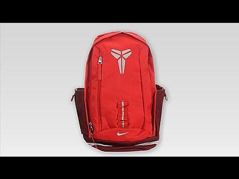 hot sales 7a869 18e5d Nike Kobe Backpack (Red) - YouTube