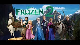 FROZEN 2 THE RECONCILIATION Official Trailer Fanmade | NAHUDA