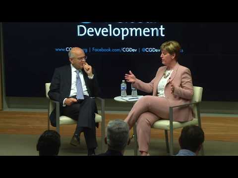 A Conversation with Minister Bibeau on the G7, Inclusive Economic Growth, and Empowering Women