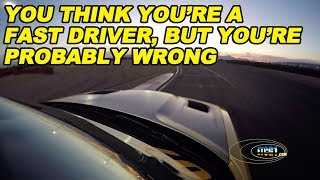 You Think You're a Fast Driver, But You're Probably Wrong thumbnail