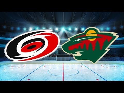 Carolina Hurricanes vs Minnesota Wild (5-4 OT) – Oct. 13, 2018 | Game Highlights | NHL 2018