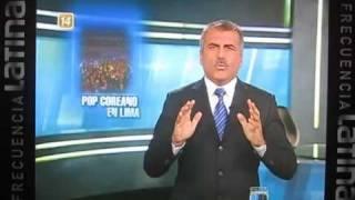 """Reportaje al grupo Sur-Coreano de Pop: """"JYJ"""", que en Marzo 2012 ten..."""