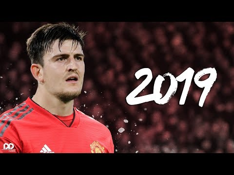 This is Why Manchester United Signed Harry Maguire !