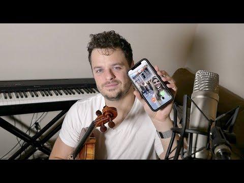 iPhone Ringtone (Violin Remix)