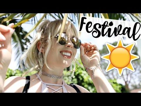 Festival Survival Guide | What To Bring/Wear!