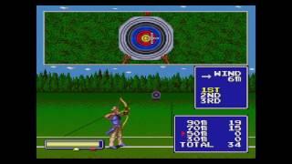 World Sports Competition Wii U Virtual Console trailer