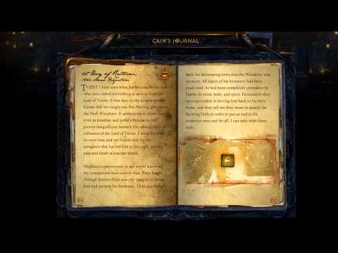 Deckard Cain's Journal