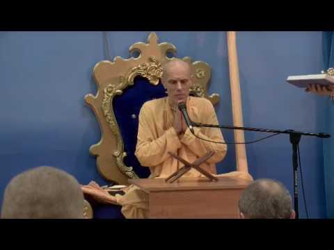 Шримад Бхагаватам 1.8.30 - Бхакти Сварупа Чайтанья Свами