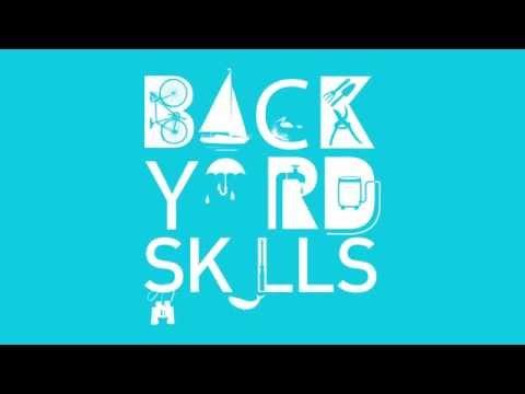 The Ecology Center: Backyard Skills Bumper