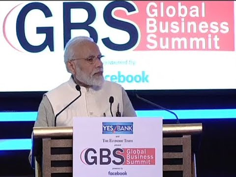 PM Modi shares vision for new India, says 'impossible is possible now'   ETGBS 2019   FULL SPEECH