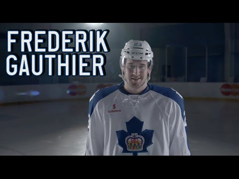 20 Questions with Frederik Gauthier