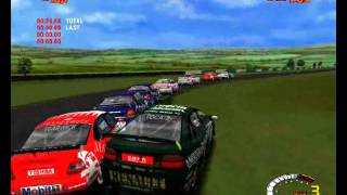 TOCA 2 Touring Car Challenge  For Old-Games.RU