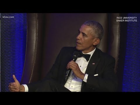 Obama: Washington DC Is Broken Because Fox News Ignores Facts