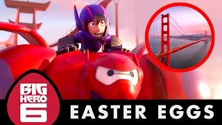 10 Hidden Disney Movie Secrets About Big Hero 6 | Disney Facts by Oh My Disney