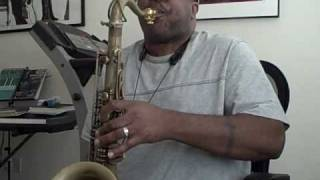 "Freight Trane on Mark VI Tenor and Otto Link ""7"""