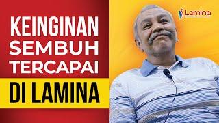 Nyeri di leher akibat saraf terjepit bisa disembuhkan di Klinik Lamina Pain & Spine Center Jakarta..
