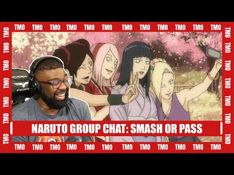 GET NEJI OUT OF THE CHAT!   Naruto Group Chat Reaction!