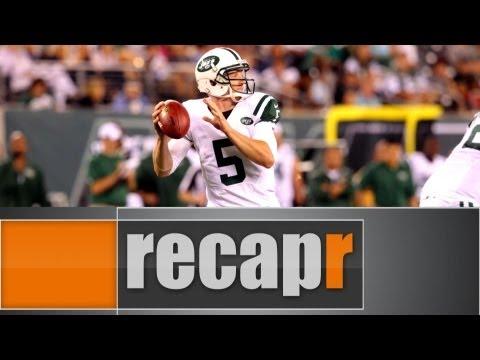 Recapr: Matt Simms impressive in Jets preseason win